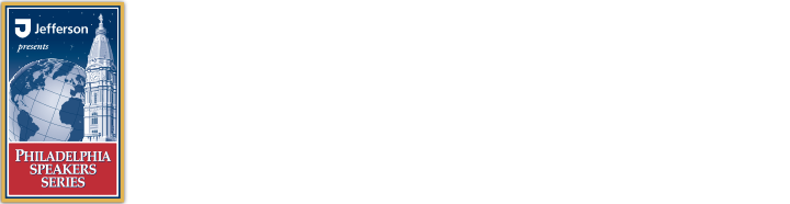Philadelphia Speakers Series Logo
